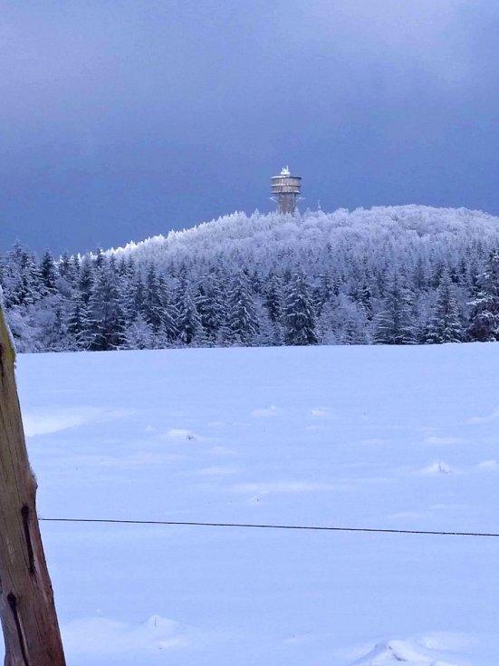 Velký Zvon od Pleše.