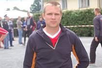 Jiří Beran ze Všerub, první dobrovolný hasič z domažlického regionu nominovaný na Kozlův počin.