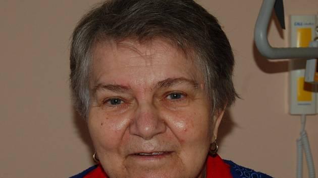 Alžběta Němcová.