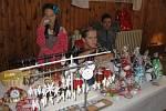 Vánoční trh na Dílích.