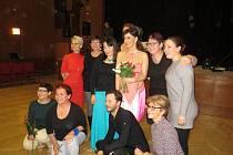 Dance show ve Staňkově se známými tvářemi z pořadu České televize StarDance.