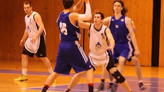 Poslední zápas basketbalových juniorů Jiskry Domažlice v Lize U19.