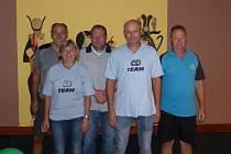 Bowlingáři ČD Teamu v šestém kole Kdyňské bowlingové ligy porazili Welpro 3:0 a v tabulce soutěže se posunuli z předposlední dvanácté příčky na devátou.