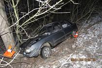 Nehoda u Pařezova.