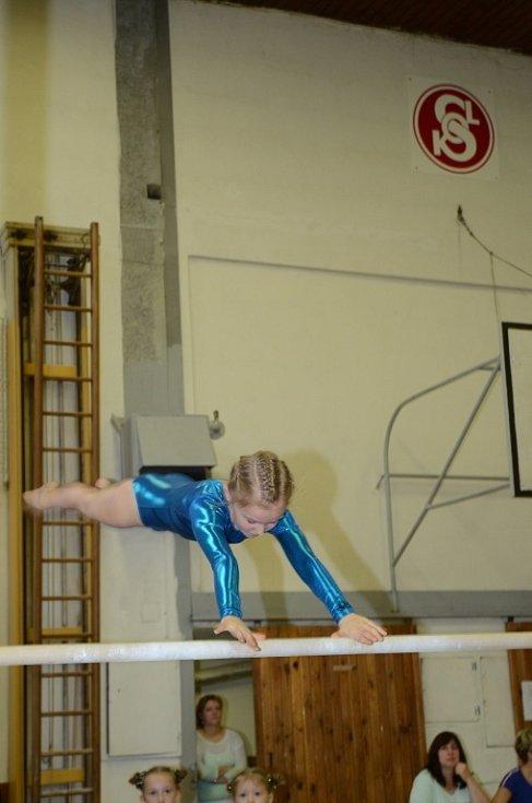 V Domažlicích se konal již 24. ročník závodu ve sportovní gymnastice žen O cenu Chodska.