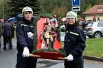 Oslavy patrona hasičů - svatého Floriána.