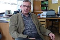 Starosta Tlumačova Miroslav Kabourek