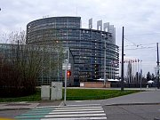 Ze studijního zájezdu do Štrasburku.
