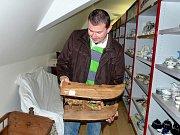 Muzeum Chodska: z depozitáře