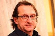 Sekretář TJ Start Tlumačov Milan Polák.