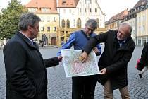 Holýšovští na návštěvě v Kümmersbrucku.