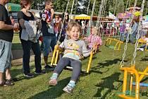 Pouťový festival v Poběžovicích