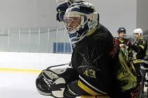 Z utkání mezi hokejisty HC Pirates Domažlice a HC Nýřany.