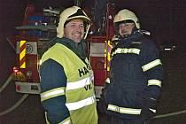 Velitelský den hasičů z Pocinovicka.