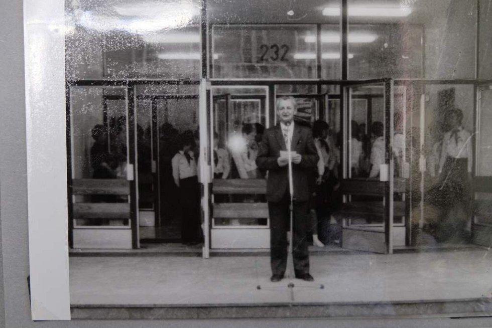 Domažlická ´nová´ škola si připomíná 30 let od otevření.