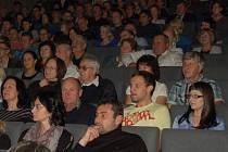 Znovuotevření domažlického kina Čakan.