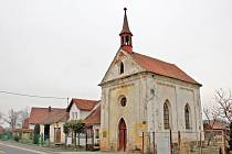 Kaple sv. Václava v Nové Vsi.