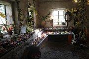Z výstavy zahrádkářů ve Kdyni