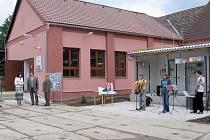Nová svářečská škola v Horšovském Týně.