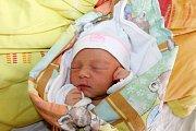 Sofie Brichcínová z Domažlic senarodila v domažlické porodnici 27. března v 00:51. Její váha byla 3 090 gramů a míra 48 centimetrů.