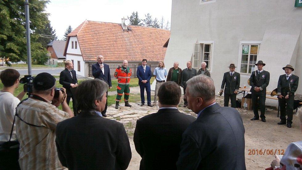 Den Českého lesa v Klenčí.