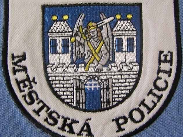 Městská policie Domažlice.
