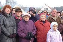 Novoroční setkání v Ulíkově