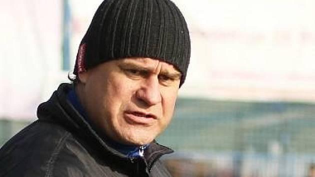 Daniel Drahokoupil, trenér SK Kladno.