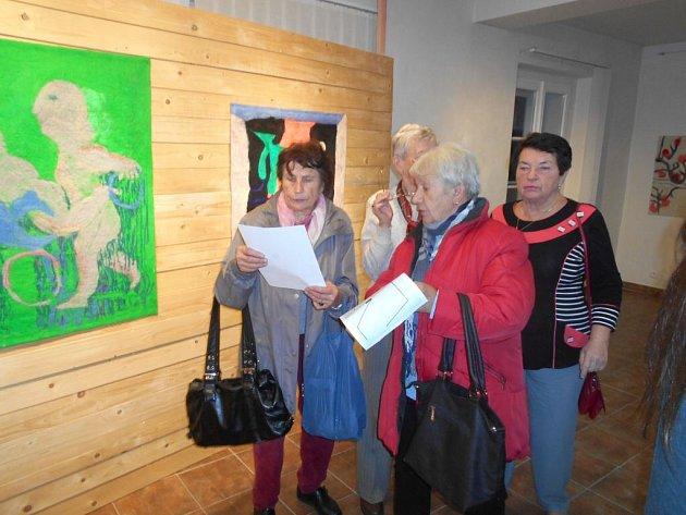 Výstava Aradekor ve Kdyni.