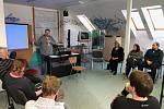 O připravené workshopy byl velký zájem. Hojně se využívaly různé aplikace a informační technologie.