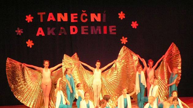 Taneční akademie v Horšovském Týně.