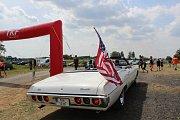 V Holýšově se sraz amerických aut uskutečnil po druhé.