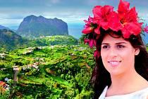 Madeira. Ostrov oplývá horami se zelenými pralesy, divokým skalnatým pobřežím, ale také výtečným vínem a věhlasným květinovým festivalem.