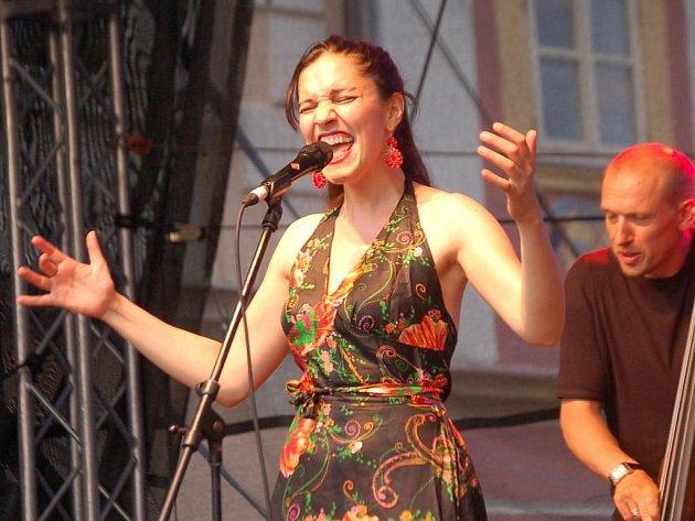 Z loňského Bohemia JazzFestu v Domažlicích.