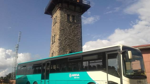 LINKA NA ČERCHOV bude v provozu až do 28. září.