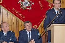Valná hromada SDH Pocinovice.