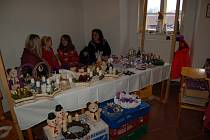 Velký zájem provázel tradiční Vánoční výstavu v Puclicích.