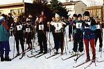 Jednou z akcí, kterou chodovští lyžaři pořádají, je Memoriál umělého kloubu. Foto: archiv OÚ Chodov