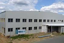 Výrobna společnosti Gerresheimer v Horšovském Týně.