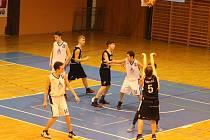 Basketbal U15 Domažlice - Kaplice