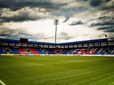 Stadion ve Štruncových sadech - Ilustrační foto.
