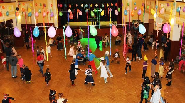 Kdyňský karneval přilákal velké i malé.