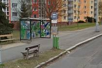Studentská ulice v Plzni.