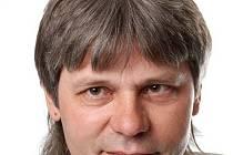 Krajský radní Jaroslav Šobr.
