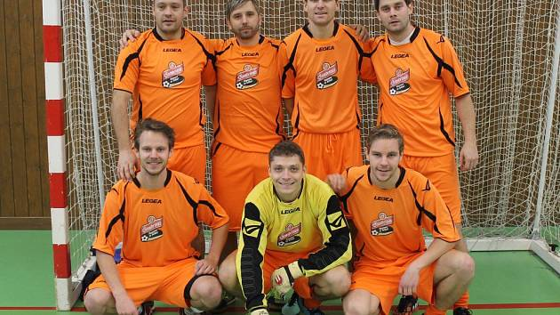 3. ročník zimního Futsal Cupu ve Kdyni.