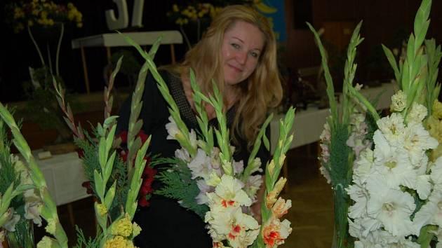 Výstava květin ve Staňkově