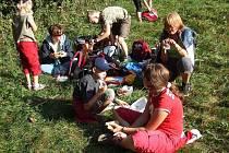 Milavečtí s Osvračínskými na toulkách podzimem