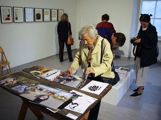 Výstava v Galerii bratří Špillarů.