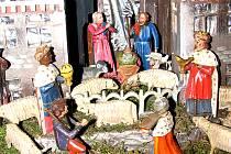 Betlém v Horšově.