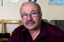 Ludvík Jírovec, ředitel OAK Domažlice a člen Evropského hospodářského a sociálního výboru.